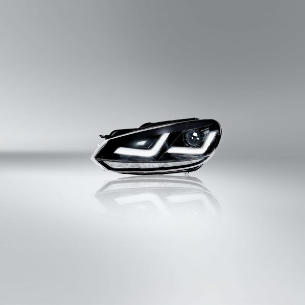 OSRAM LEDriving® Xenarc® VW GOLF 6 BLACK