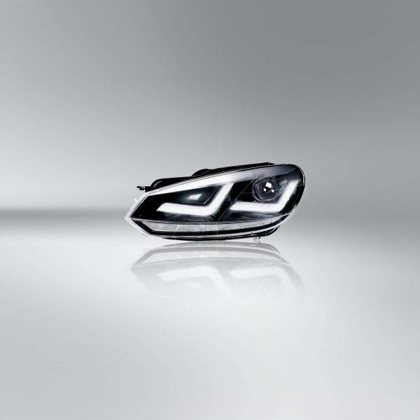 LEDriving® Xenarc® VW GOLF 6 CHROME