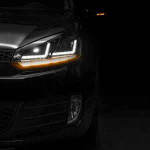 LEDriving_XENARC_Golf_VI_BLACK_LEDHL102-BK