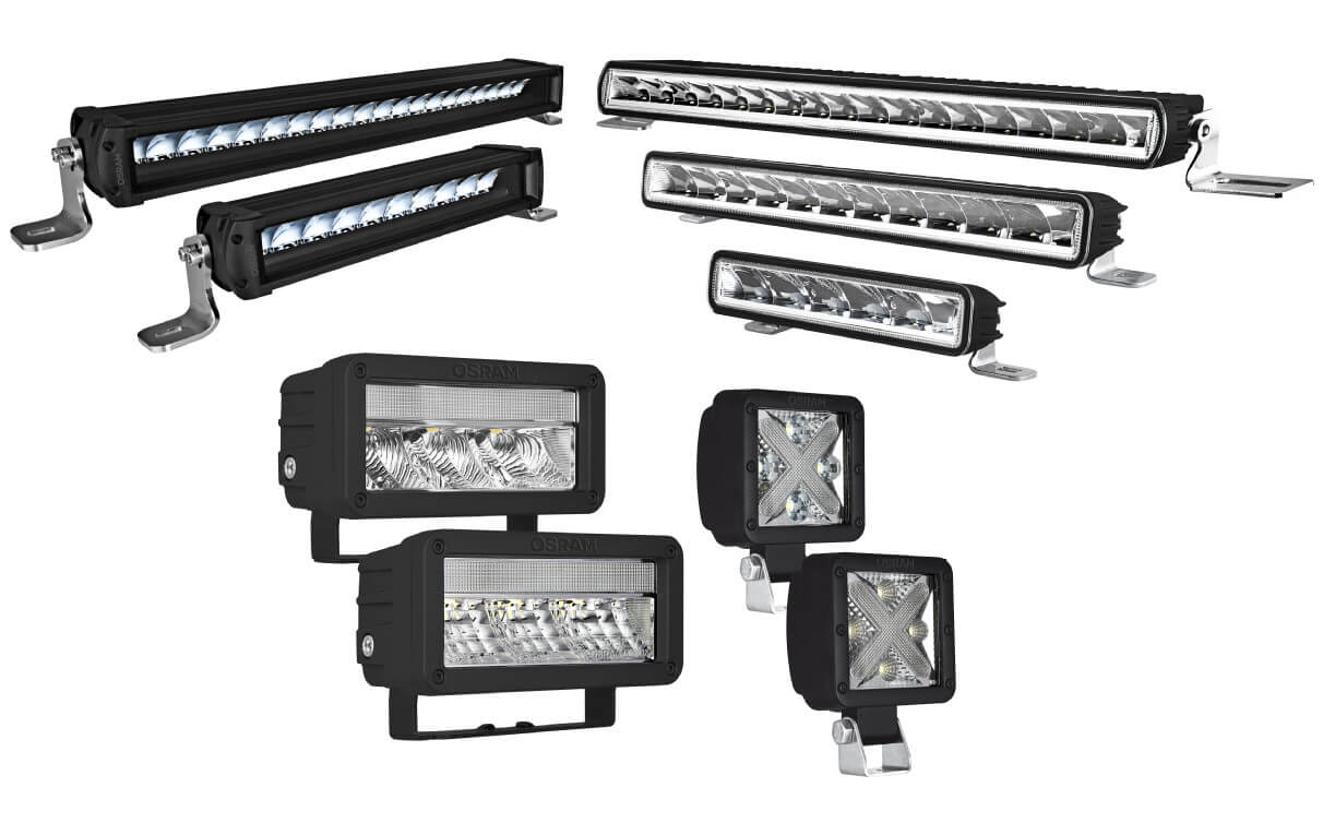 OSRAM LEDriving® Lightbar SX500-SP Driving Lights