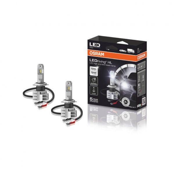 kit lampade h7 led