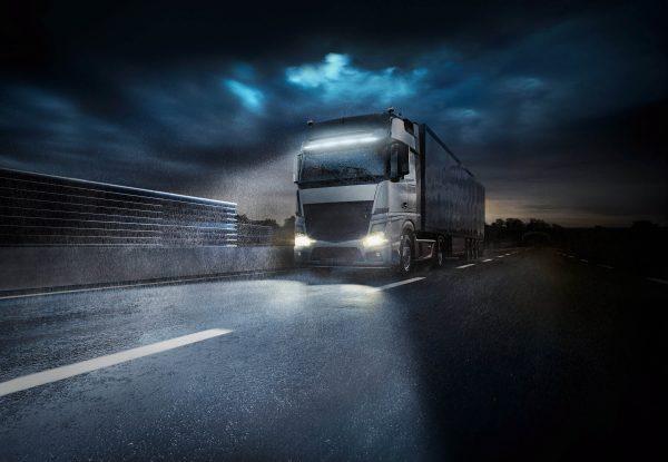 OSRAM LEDriving Camion