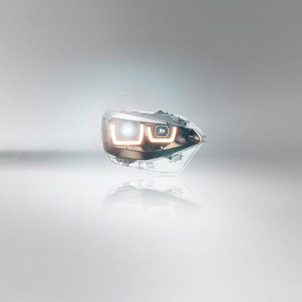 LEDriving BMW Serie 1 CHROME LEDHL108
