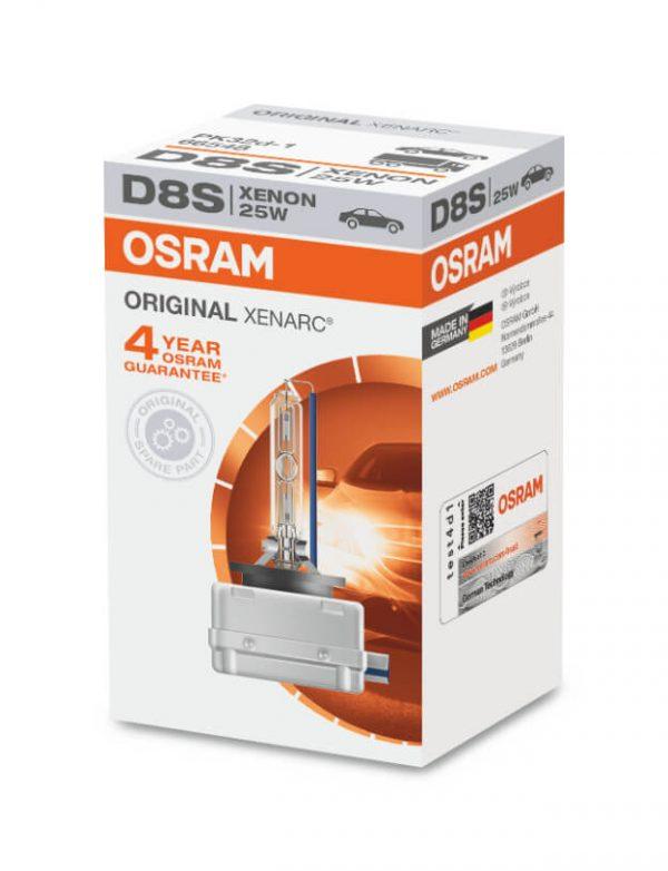 Lampada Xeno D8S Osram Xenarc 66548 25w