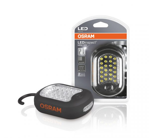 Luce LED Professionale LEDinspect MINI 125